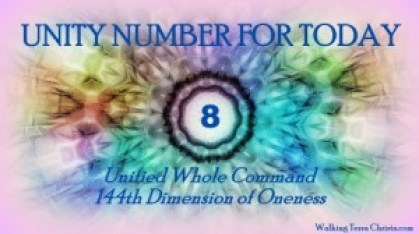 Unity Number 8