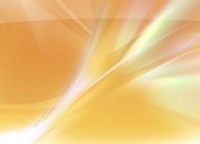 golden white light