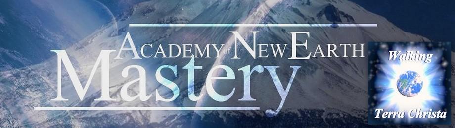 Walking Terra Christa Academy of New Earth Mastery