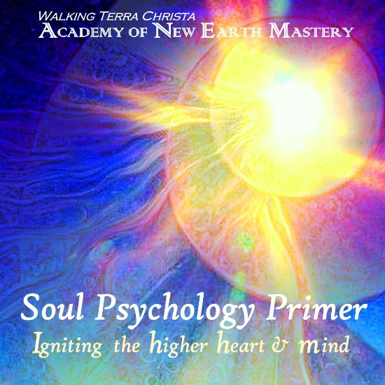 Walking Terra Christa Soul Psychology Primer