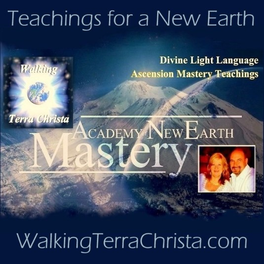 Walking Terra christa Academy of New Earth Mastery