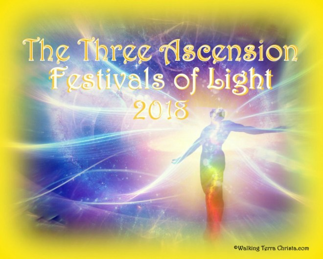 The Three Ascension Festivals-2018 by Walking Terra Christa
