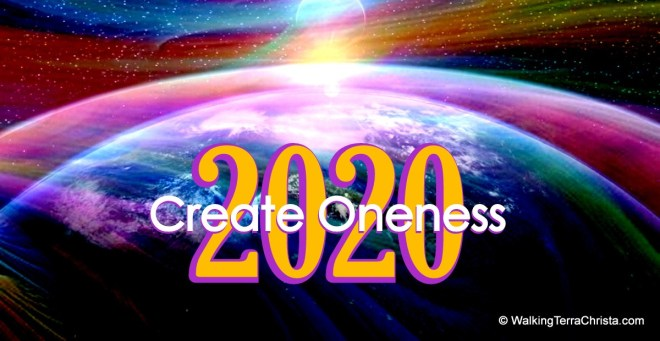 2020 Create Oneness with Walking Terra Christa