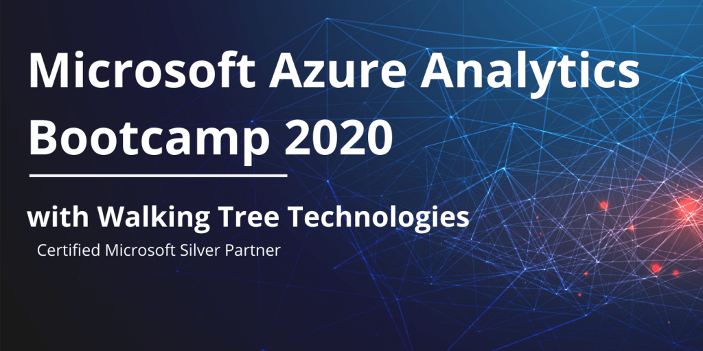 Microsoft Azure Analytics Bootcamp 2020 - Meet up