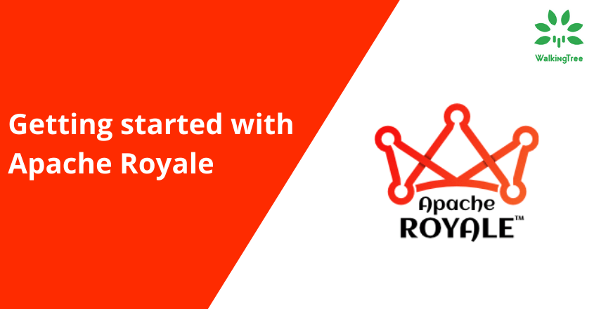 Getting started with Apache Royale