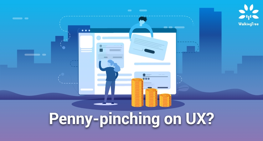 Penny-pinching on UX_