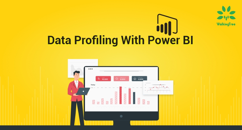 Data profiling with Power BI