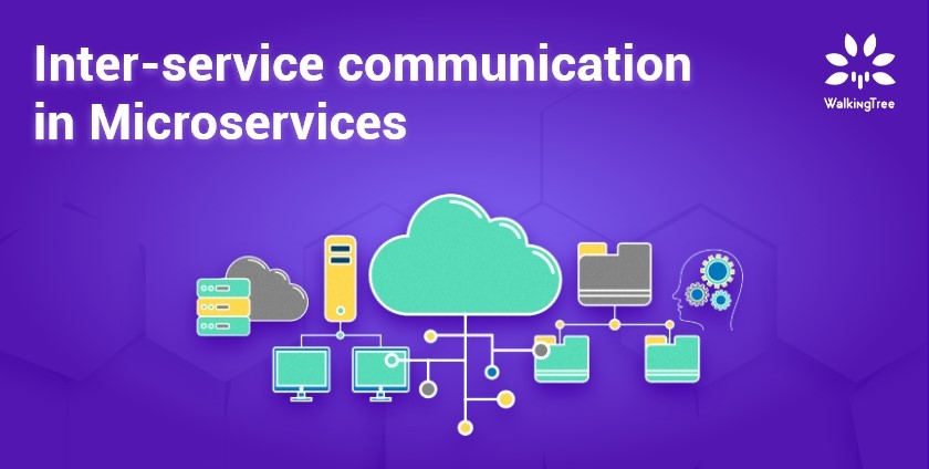 Inter-service communication in Microservices