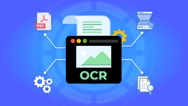 OCR SOFTWARE – 1