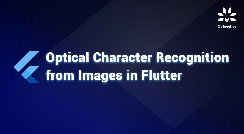 Optical Character Recognition from Images in Flutter