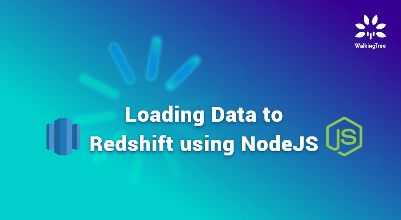 Loading Data to Redshift using NodeJS