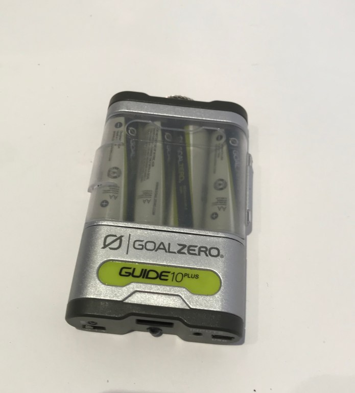 Guide 10 plus power pack