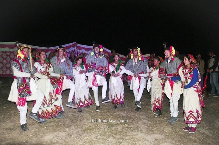 traditional dance of Himachal pradesh