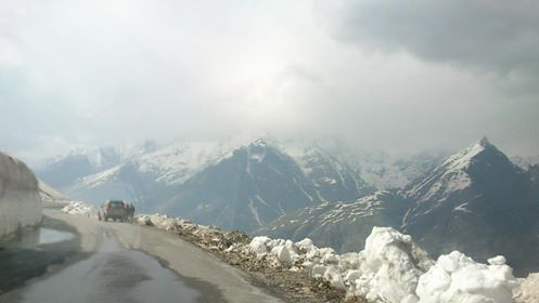 rohtang pass top places to visit