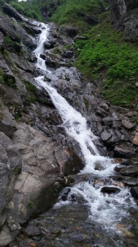 Rahala waterfall manali best in himachal pradesh