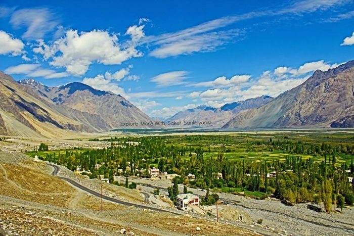 nubra valley sightseeing