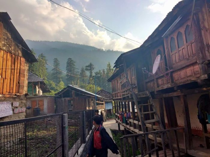 5 Most Beautiful Villages Around Kasol