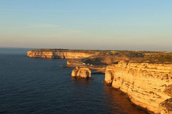 beaches in gozo