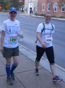 Jillian Emmons is also a member of ourBoston Marathon Jimmy Fund Walk team. She did the 13.1 mile  route last year. You can support Jillian's Walk with a donation on her Walk page or join our team here.