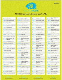 Great Outdoors Colorado 100 things to do before you're 12