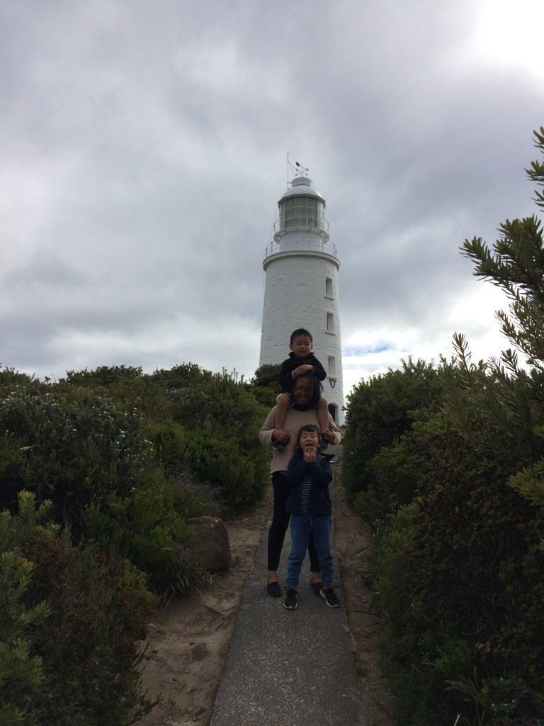 Bruny Island Lighthouse, South Bruny Island, Tasmania.