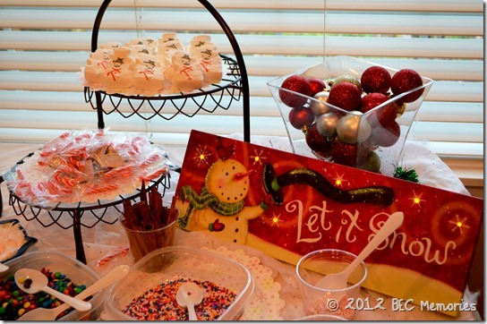 Christmas Party Pinterest Style
