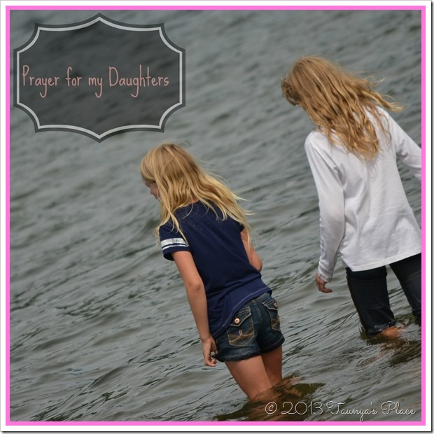 Prayer for My Daughters