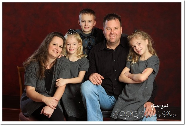 Our Family Picture 2011