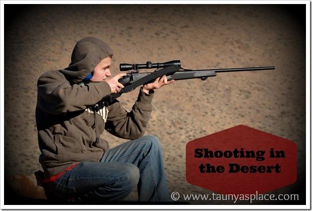 Shooting in the Desert - Family