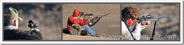 Shooting in the Desert - The Boys