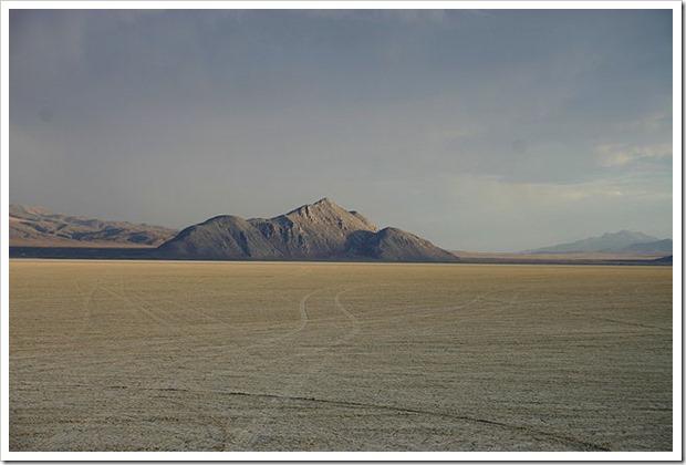 A Desert in Nevada
