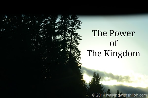 The Power of the Kingdom
