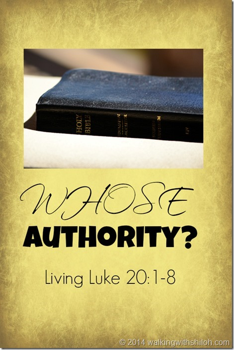 whoseauthority