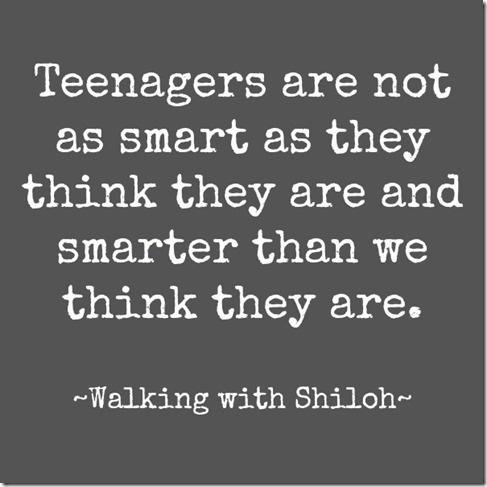 teenagersquote