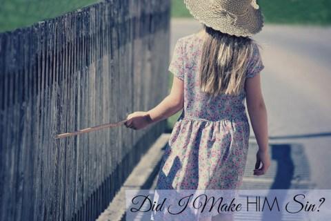 make him sin
