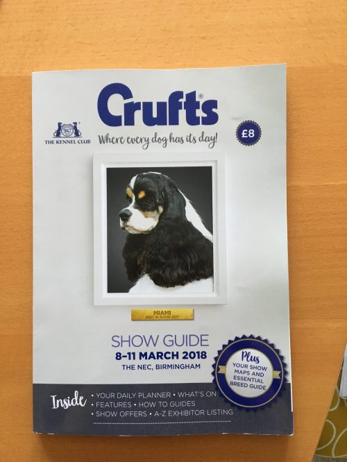 Crufts Show Guide 2018