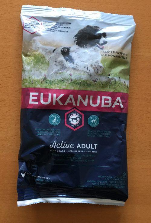 Eukanuba - active adult