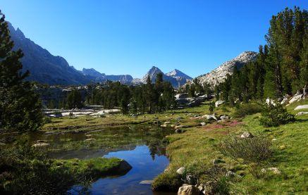 514 Evolution Valley to Le Conte Canyon