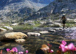 523 Evolution Valley to Le Conte Canyon