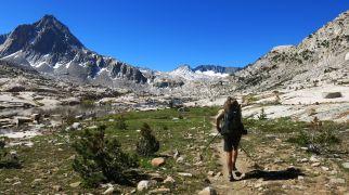 527 Evolution Valley to Le Conte Canyon