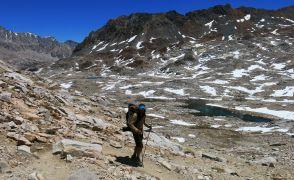 536 Evolution Valley to Le Conte Canyon
