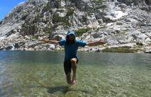 566 Le Conte Canyon to Upper Palisade Lake