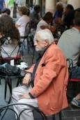 A dapper old gent