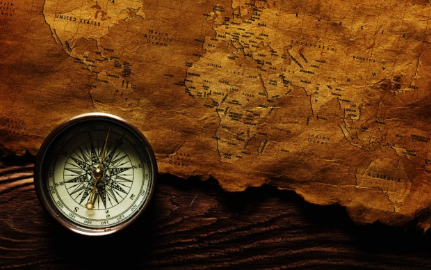 old-map-and-compass