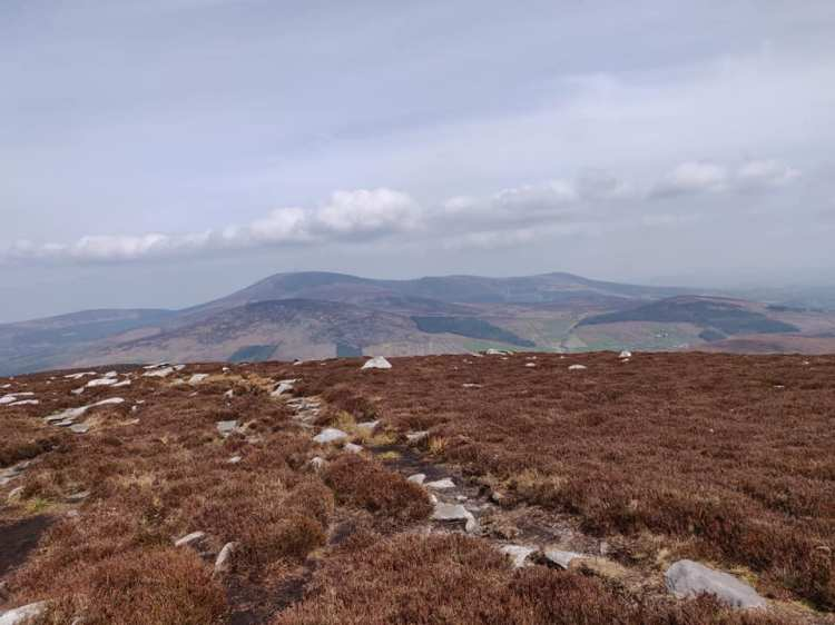 The Blackstairs Challenge