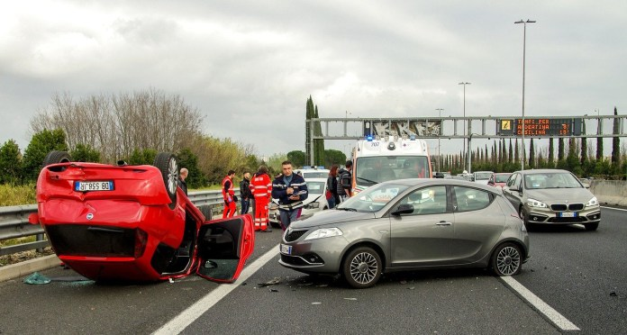 What to do when involved in a car accident