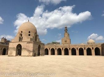 Ibn Tulun - Walk Like an Egyptian - Cairo, Egypt_-8