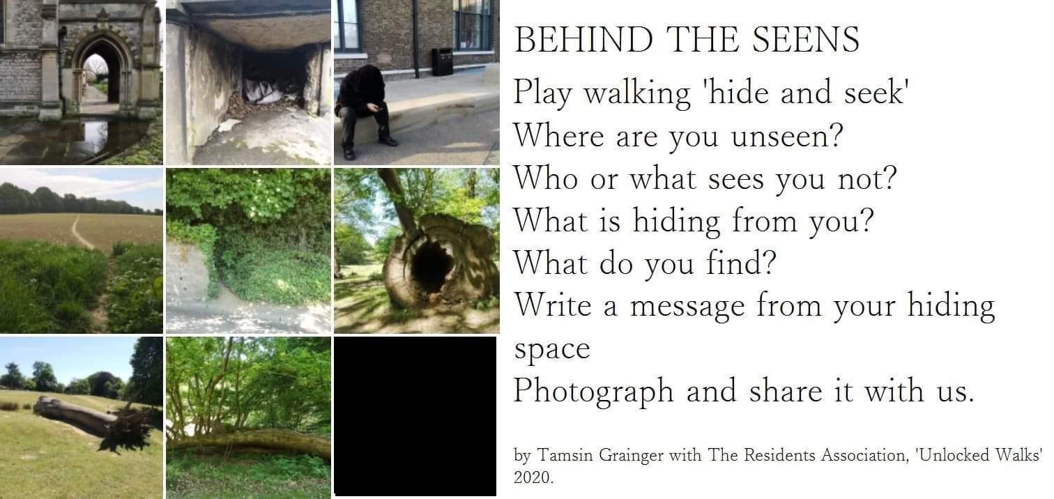 Behind The Seens