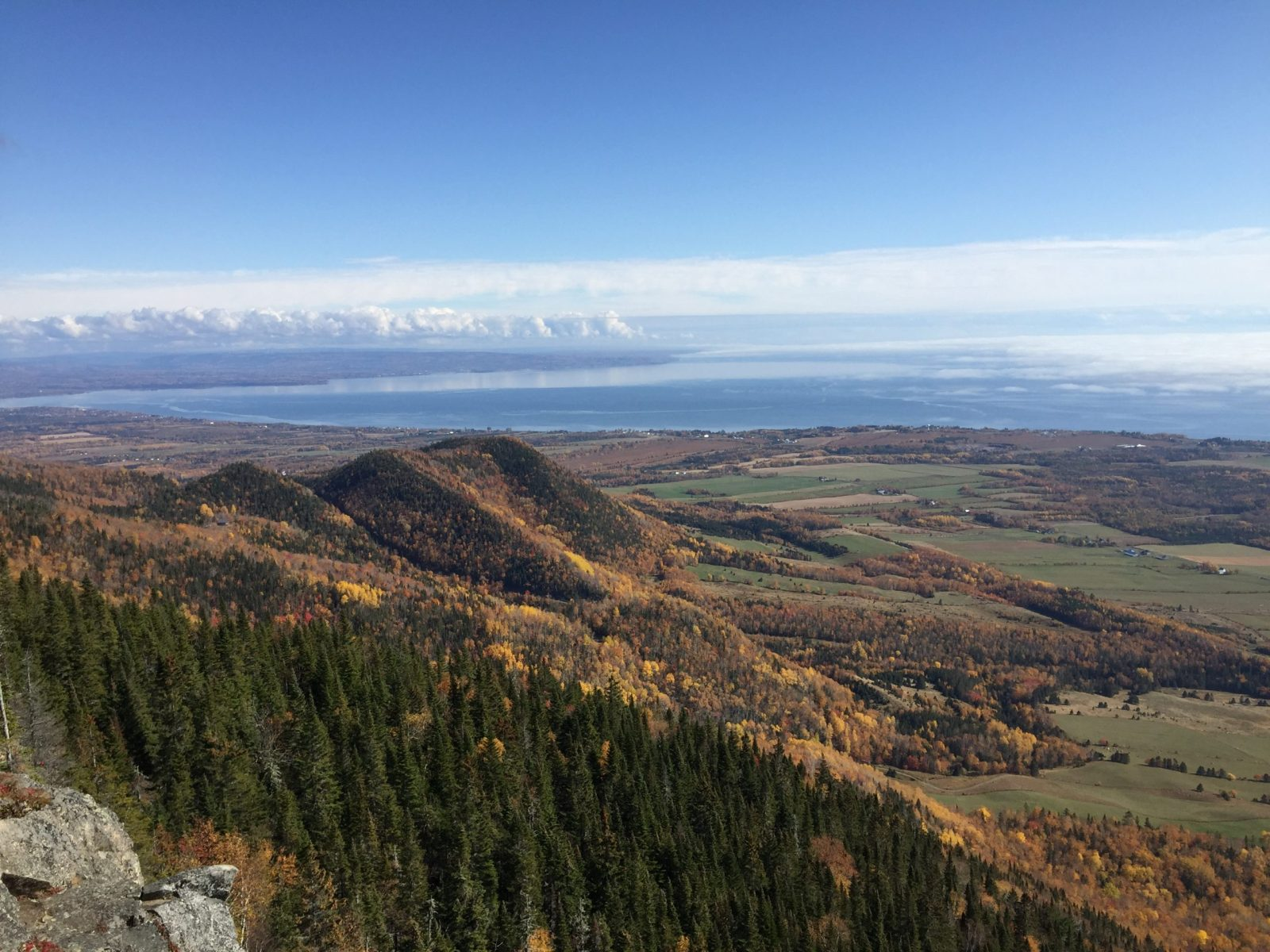 1-View from Mount St-Joseph_2019_10_2