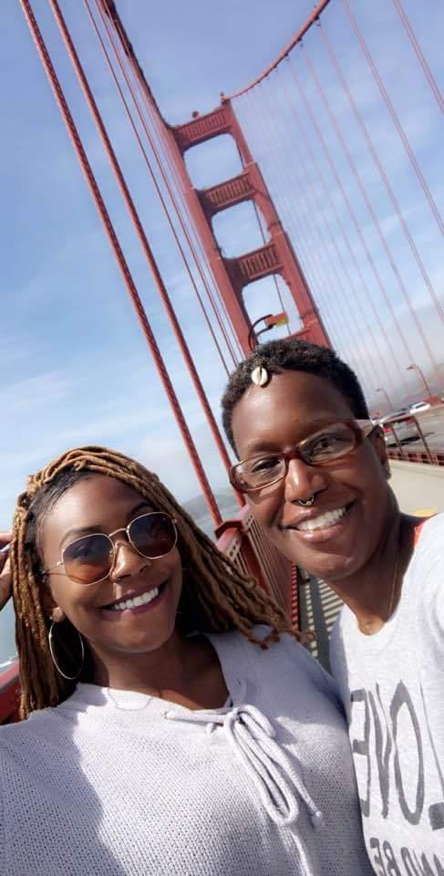 Livin' My Life Like It's Golden (Gate Bridge) – the performance